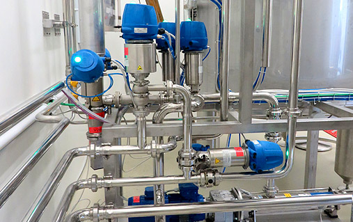 Chemical and food industry plants cleaning and washing system g-clean - img03