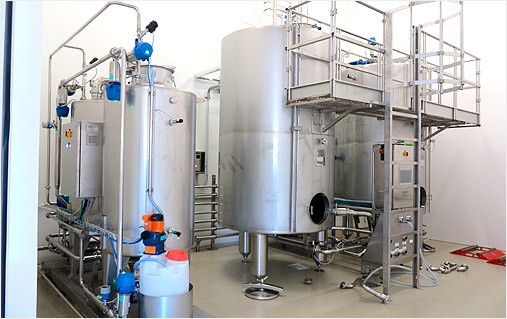 Chemical and food industry plants cleaning and washing system g-clean - img04